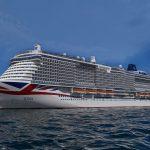 Das neue Flaggschiff von P&O wird die Iona. Foto: P&O Cruises
