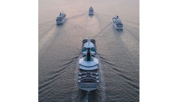 Flottentreffen in Bremerhaven. Foto: Phoenix Reisen