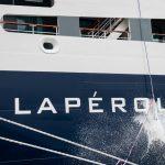 Die Le Lapérouse ist getauft. Foto: Studio Ponant - L. Patricot