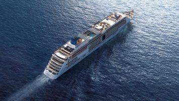 Heather Nova live an Bord der MS Europa 2. Foto: Hapag-Lloyd Cruises