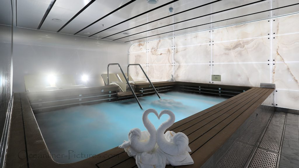 MSC Seaview Aurea Spa. / Foto: Oliver Asmussen/oceanliner-pictures.com