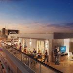 Blick auf die neuen Sky-Suites. Foto: Princess Cruises