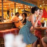 Getränkepaket Bottomless Bubbles ist inkludiert. Foto: Carnival Cruise Line
