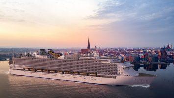 So wird die Global Class aussehen. Foto: MV Werften