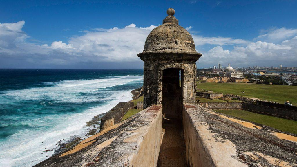 San Juan auf Puerto Rico. Foto: Disney Cruise Line/Matt Stroshane