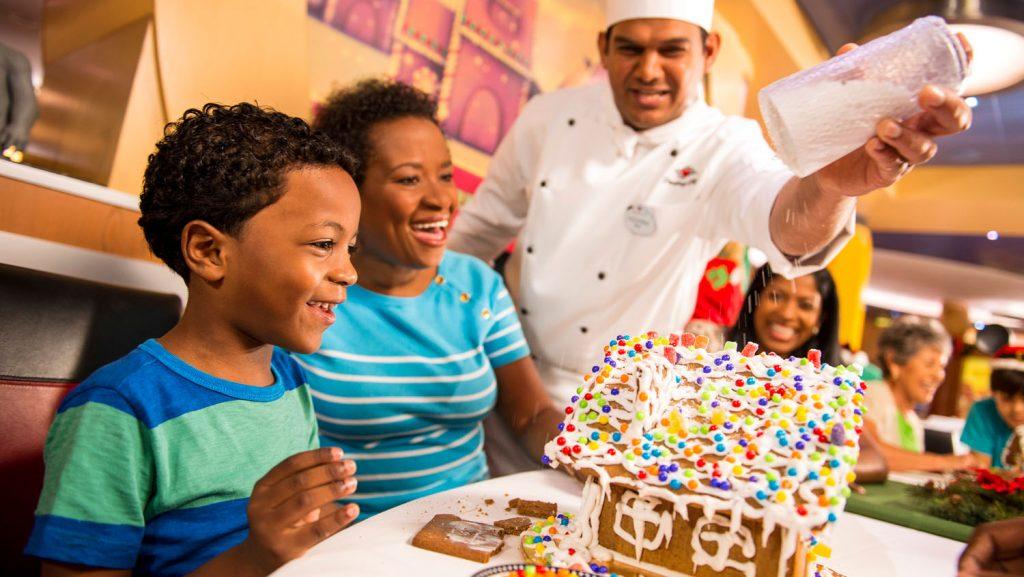 Viele Aktivitäten warten auf die Gäste an Bord. Foto: Disney Cruise Line/Kent Phillips