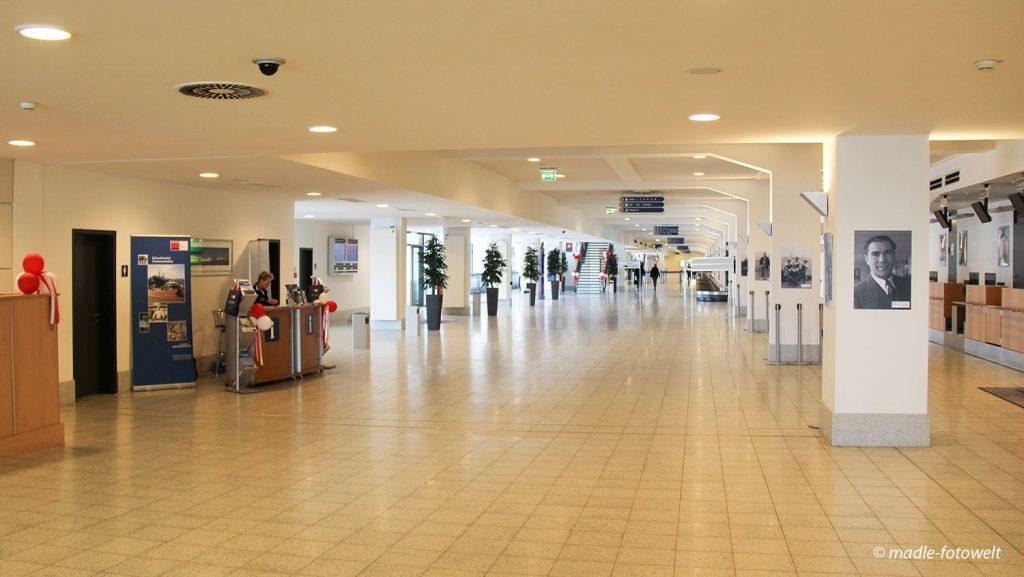 Blick in das Terminal. Foto: madle-fotowelt
