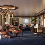 Blick in die von Ralph Lauren Home entworfenen Suiten an Bord der O-Klasse. Foto: Oceania Cruises