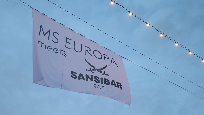 Impressionen der MS Europa Meets Sansibar 2017