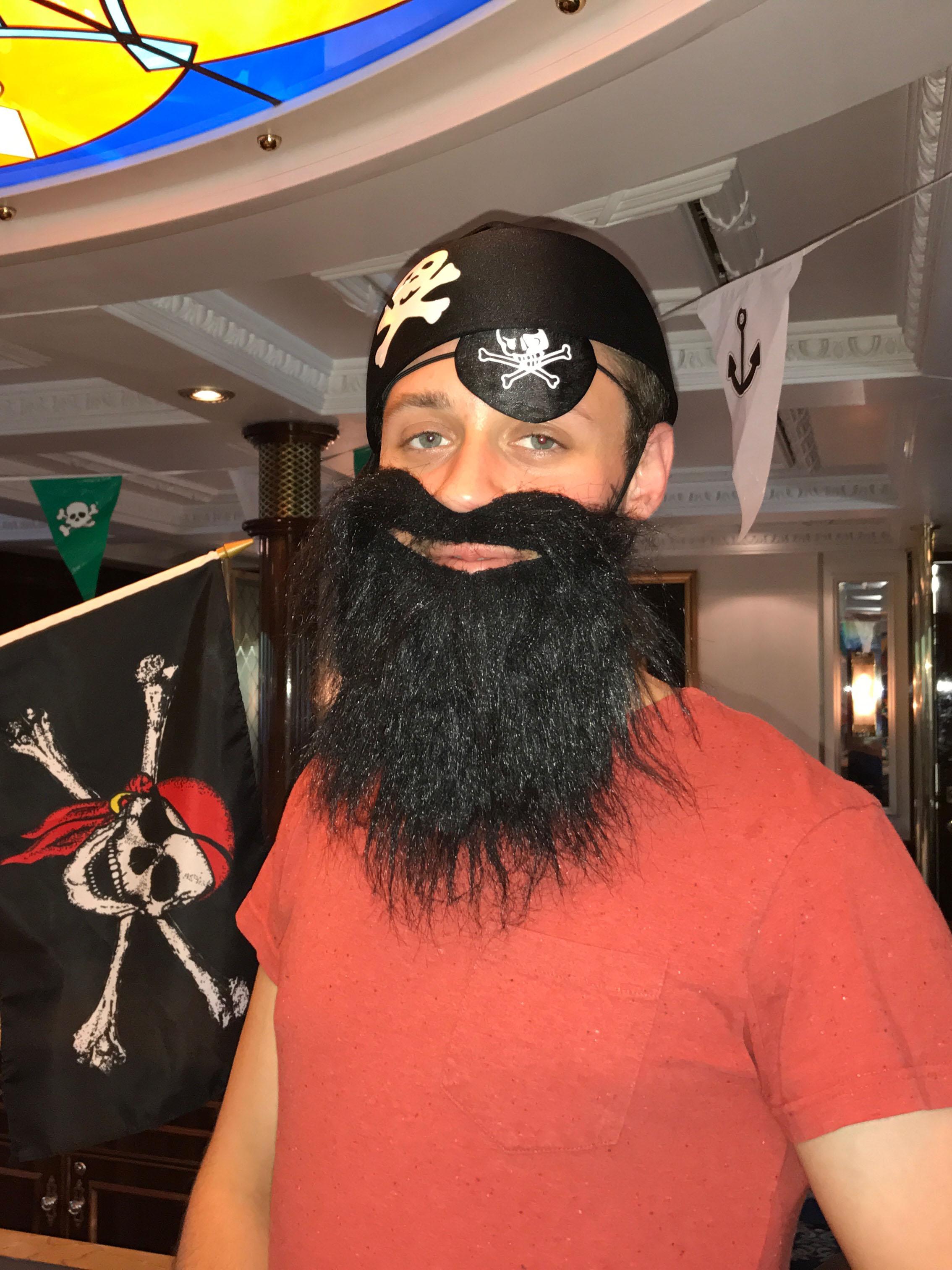 Piratenabend