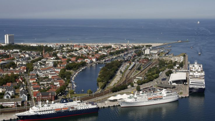 Hafen Rostock Warnem 252 Nde Cruisestart De