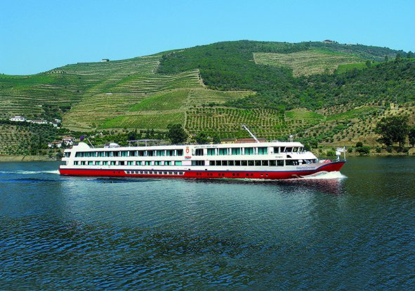 Die MS Douro Cruises. Foto: Nicko Cruises