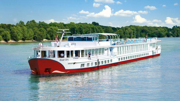 Die MS River Art. Foto: Nicko-Cruises