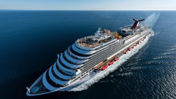 Die Carnival Vista wurde ausgezeichnet. Foto: Carnival Cruise Line