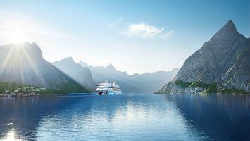 Mit den AIDA Selection Reisen geht es direkt in die Natur. Foto: AIDA Cruises
