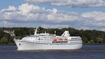 Die MS Ocean Majesty. Foto: Hansa Touristik GmbH