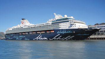 Die Mein Schiff 2. Foto: TUI Cruises