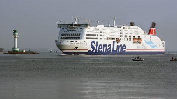 Die Stena Scandinavica. Foto: Stena Line