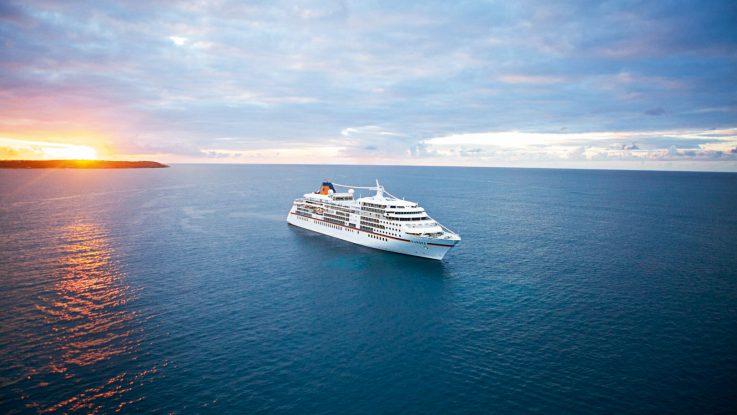 Spitzenbewertung im Berlitz Cruise Guide 2017: Die MS Europa von Hapag-Lloyd Cruises. Foto: Hapag-Lloyd Cruises