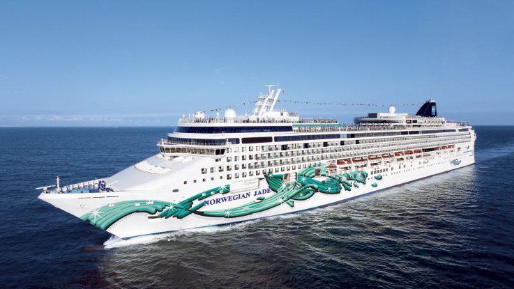 Die Norwegian Jade. Foto: Norwegian Cruise Line