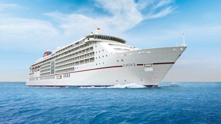 Die Europa 2 von Hapag-Lloyd Cruises. Foto: Hapag-Lloyd Cruises