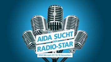 Ein AIDA Fan hat die Möglichkeit Radiostar zu werden. Foto: AIDA Cruises