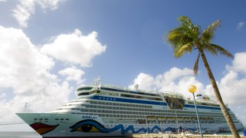 Nutzt das Wochenende für einen perfekten Wochenendeinkauf bei AIDA - Es gibt traumhafte Angebote. Foto: AIDA Cruises