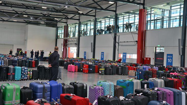 Welches gepäck wie transportieren. Immer wieder eine Frage. Foto: Foto: lenthe/touristik-foto.de