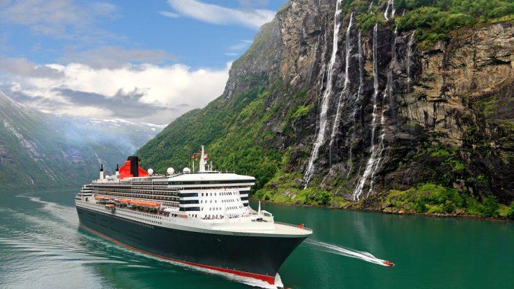 Die Queen Mary 2 . Foto: Cunard Lines