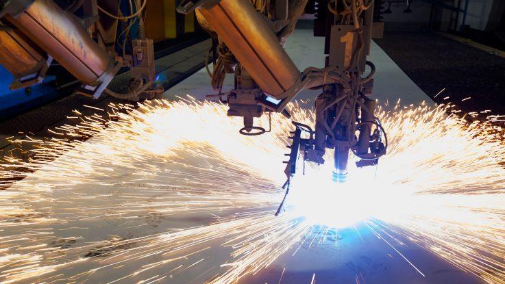 Brennstart für die Norwegian Bliss auf der Meyer Werft. Foto: MEYER WERFT