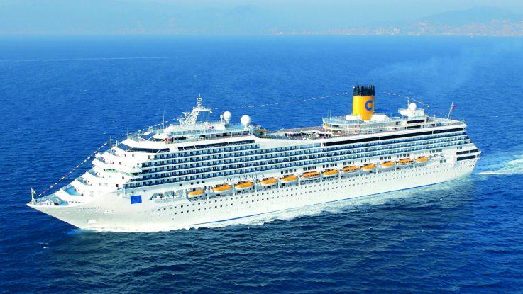 Die Costa Magica fährt erstmals ab Bremerhaven. Foto: Costa Kreuzfahrten