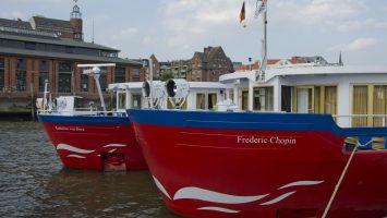Neue Douro-Termine, Erweiterungen im Kroatien-Programm und vieles mehr stellte Nicko-Cruises auf der ITB vor. Foto: bergeest