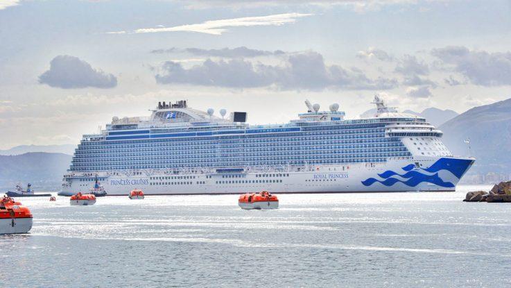 Das neue Design der Royal Pricess. Foto: Princess Cruises
