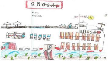 Auch Kinder haben ihren Spaß auf Flusskreuzfahrt. A-Rosa bietet ein spezielles Programm für Familien.