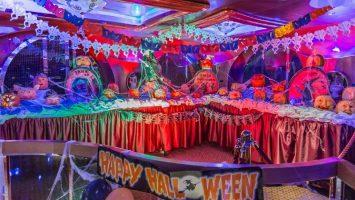 "Costa Kreuzfahrten feiert Halloween. Foto: Costa Kreuzfahrten"""