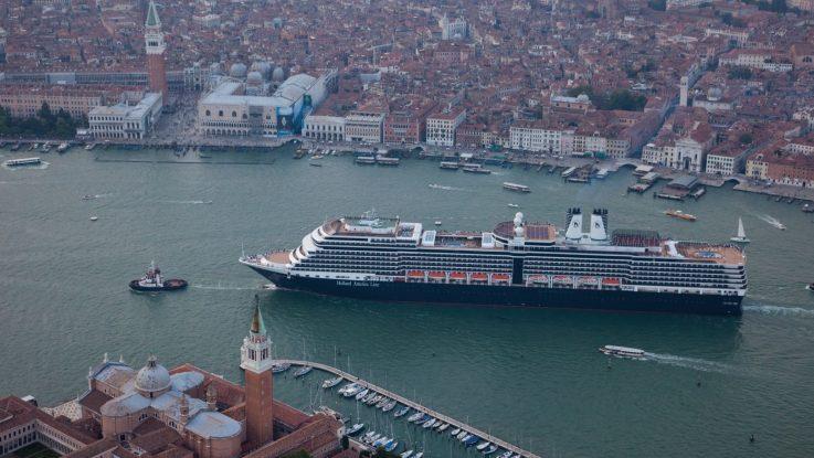 Die Nieuw Amsterdam. Foto: Holland America Line