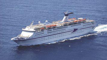 Die MS Magellan von TranOcean. Foto: TransOcean Kreuzfahrten