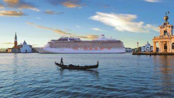 Die Marina von Oceania Cruises in Venedig. Foto: Oceania Cruises