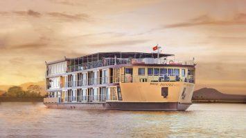 Neu bei Plantours, die Mekong Prestige 2. Foto: PLANTOURS Kreuzfahrten
