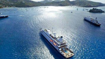 Derzeit kann bei Buchung bis zu 500 Euro bei Reise mit SeaDream gespart werden. Foto: SeaDream Yacht Club