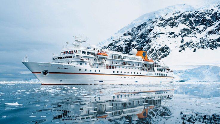 Die MS Bremen. Foto: Hapag Lloyd Cruises