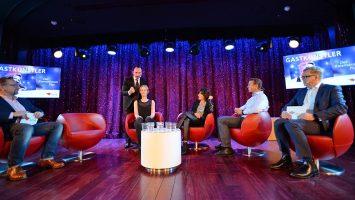 AIDA präsentiert die Entertainment Highlights 2017. Foto: lenthe/touristik-foto.de