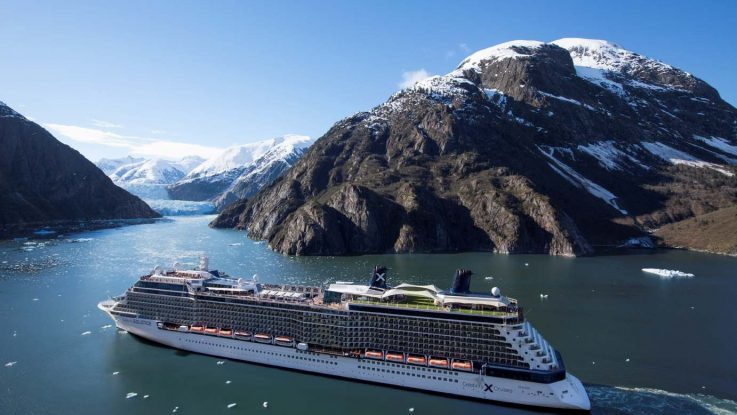 Die Celebrity Solstice. Foto: Celebrity Cruises