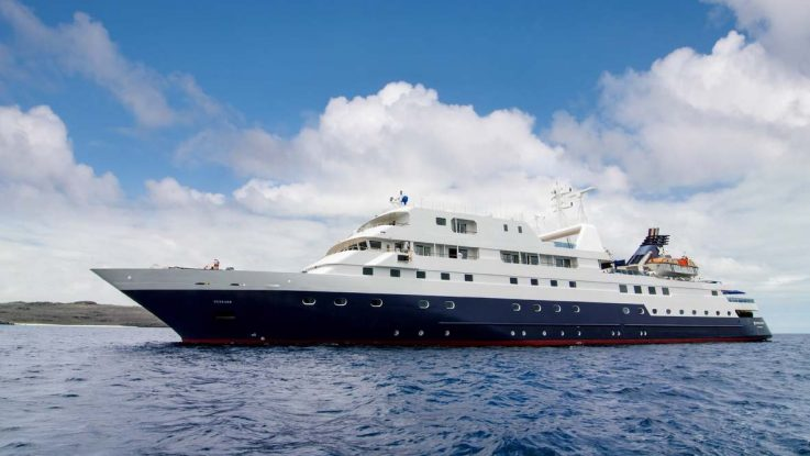 Die Celebrity Xpedition. Foto: Celebrity Cruises