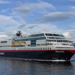 Mit demExpeditionsschiff Midnatsol von Casablanca nach Bremerhaven. Foto: Hurtigruten