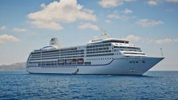 Die Seven Seas Mariner. Foto: Regent Seven Seas Cruises