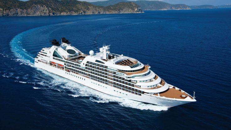 Die Seabourn Quest. Foto: Seabourn Cruise Line
