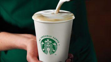 Starbucks findet ihr jetzt auf AIDAprima. Foto: Starbucks