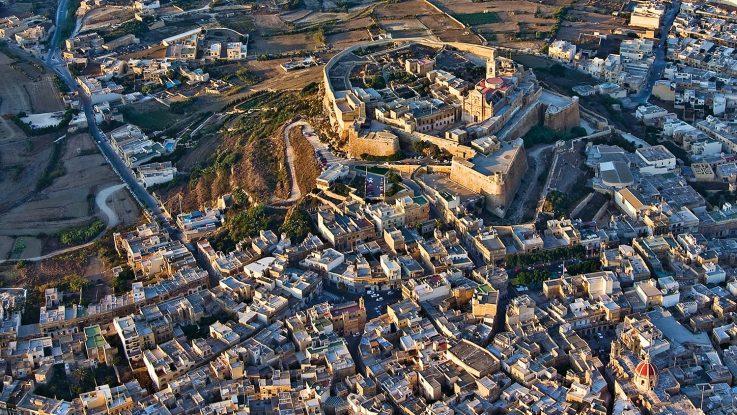 Maltas Hauptstadt Valletta. Die Mein Schiff 2 startet hier. Foto: Malta Tourism Authority