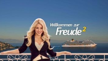 Weltstar Shakira erneut Markenbotschafterin bei Costa. Foto: Costa Crociere